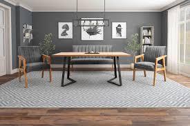 otto essgruppe albona set 4 tlg bestehend aus sitzbank tisch und 2 armstühlen gestell aus eiche massivholz
