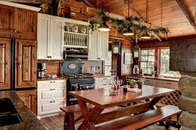 rustic kitchen lighting fascinating outdoor room ideas by rustic