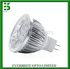 4x1 mr16 led spotlight bulb 12v gu5 3 warm cool white energy