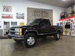 1996 Chevrolet Silverado For Sale | ClassicCars.com | CC-1086550 1996 Chevrolet Ck 1500 Series Information And Photos Zombiedrive Gmc Sierra Questions 1994 4l60e Transmission Shifting Chevy Silverado On 24 2 Crave No 7 With 2953524 Lexani Tires C3500hd 08400 A Express Auto Sales Inc Trucks Fesler Impala Ss For Sale Used 4x4 Truck 36937a It Would Be Teresting How Many Z71 Ls1tech Camaro Febird Forum Chevroletgmc Utility Service Getting A Youtube Ctennial Edition 100 Years Of How To Increase Fuel Mileage 88