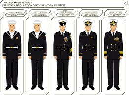 Navy Dress Uniform Winter by AlexanderAugustusIII on DeviantArt