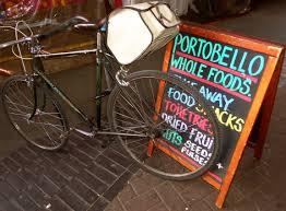 Joe Strummer Mural Portobello Road by Portobello Market Cocoaonthegogo