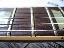 New Frets Slowing Me DownIs It Possible To Get Used Worn