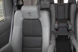 9 passenger ford transit conversion vans by explorer van