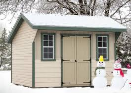 Amish Built Storage Sheds Ohio by Buy Classic Saltbox Storage Sheds Direct From The Amish