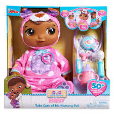 Doc McStuffins Take Care Of Me Nursery Pal For Kids Kids Toys And