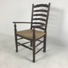 English Ladder Back Arm Chair With Rush Seat 6 Ladder Back Chairs In Great Boughton For 9000 Sale Birch Ladder Back Rush Seated Rocking Chair Antiques Atlas Childs Highchair Ladderback Childs Highchair Machine Age New Englands Largest Selection Of Mid20th French Country Style Seat Side By Hickory Amina Arm Weathered Oak Lot 67 Set Of Eight Lancashire Ladderback Chairs Jonathan Charles Ding Room Dark With Qj494218sctdo Walter E Smithe Fniture Design A 19th Century Walnut High Chair With A Stickley Rush Weave Cape Ann Vintage Green Painted