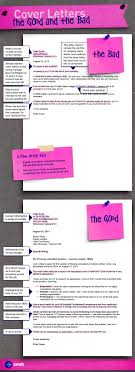 Example cover letters the good and the bad SEEK Career Advice