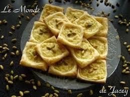 puddingteilchen arabisch le monde de jacey tunesische