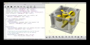 openscad the programmers solid 3d cad modeller