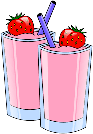Png Stock Blender Clipart Smoothie Bar Strawberry Smoothies Clip Art