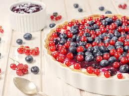 johannisbeerkuchen mit pudding herrliches sommerdessert
