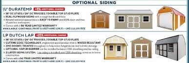 hickory sheds maine hickory shed brochure maine atlantic equipment rental