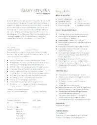 Business Acumen Resume Examples Feat Sample Project Management Resumes Manager Example Lovely