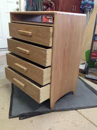 Sam Maloof Rocking Chair Auction by Sam Maloof Inspired Cherry Chest Of Drawers Custom Furniture