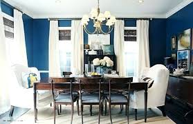 Blue Dining Room Table Ideas For Inspiration Decorating Files Navy