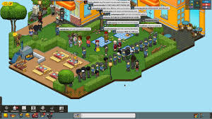 Habbo Hotel Raid March 10 2018