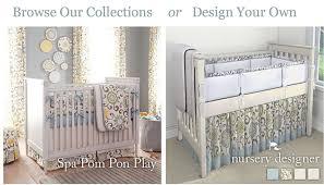 Sweet Jojo Designs Crib Bedding by Bumps U0026 Babies I Heart Carousel Designs Custom Nursery Bedding