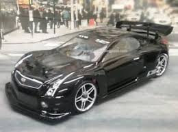 CADILLAC ATS V R Custom Nitro RC Road Touring Car 4WD 2 Speed