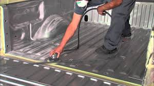 How To Spray-On Bedliner Like A Pro? Update 2017 Best Doityourself Bed Liner Paint Roll On Spray Durabak Rollon Truck Bed Liner In Vitatracker Suzuki Forums Dropin Vs Sprayin Diesel Power Magazine Diy Truck New How To A Jeep With Bedliner And Anyone Else Obssed Sprayon Bedliner T Toyota Diy On Performancetrucksnet Rollon The Ultimate Guide Part Two 5 Bedliners For Trucks 2018 Multiple Colors Kits Line X Liners Hull Truth Boating For A 42017 Chevy Silverado 1500 Crew Cab Sprayon Concise Buying Nov