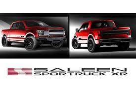 Saleen Sportruck XR Unveiled