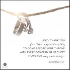 Lord Thank You For The Opportunity To Come Before Your Throne With Every Concern