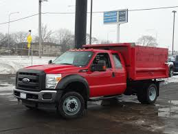100 2012 Ford Trucks For Sale Used F450 WEXT CAB 4X4 9 Dump Lyons IL VIN