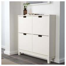 "ST""LL Shoe cabinet with 4 partments IKEA"