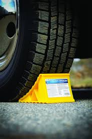 Amazon.com: Camco Wheel Chock Without Rope, Helps Keep Your ... Goodyear Wheel Chocks Twosided Rubber Discount Ramps Adjustable Motorcycle Chock 17 21 Tires Bike Stand Resin Car And Truck By Blackgray Secure Motorcycle Superior Heavy Duty Black Safety Chocktrailer Checkers Aviation With 18 In Rope For Small Camco Manufacturing Truck Bed Wheel Chock Mount Pair Buy Online Today Titan Wheels Gallery Pinterest Laminated 8 X 712