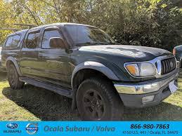 100 Toyota Tacoma Used Trucks 2001 For Sale Ocala FL