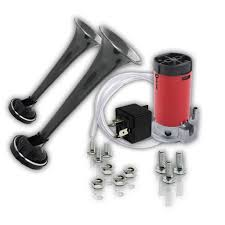 Super Fuerte 12 V DC Compresor Dual Trompeta Cuerno Del Aire Kit ... Where To Get Big Rig Horns Diesel Forum Thedieselstopcom 150db Dual Trumpet Air Horn Compressor Kit For Van Train Car Truck Diagram Of Parts An Adjustable And Nonadjustable 12v Boat 117 Horn 12 24 Volt 2 Trumpet Air Loudest Kleinn 142db Kleinn Hk8 Triple Accsories Pinterest Horns Trucks Canada Best Resource Spare Tire Delete Bracket Hornblasters Blasters Outlaw 127v Black Sk Customs 12v Super Loud Mega Tank Truckin Magazine 8milelake 150db Ki