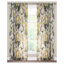 Siscovers Summer Set Plum Curtain Panel Summer Set Plum 52