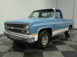 1984 Chevrolet C10 | Streetside Classics - The Nation's Trusted ... 1984 Chevrolet Silverado Pickup W39 Indy 2017 Classic 1500 Regular Cab View All K10 Scottsdale Stepside 4x4 For Sale On Bat Auctions K20 4wheel Sclassic Car Truck And Suv Sales C10 Louisville Showroom Stock 1495 Youtube C70 Tpi Hot Rod Network Chevy Parts Trucks Gmc Custom Deluxe Pickup Truck Item Da1148 Ck 10 Overview Cargurus