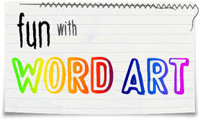 Embellishment Tips And Tricks With Word Art