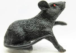 Halloween Scary Pranks 2015 by Amazon Com Motion Sensing Black Rat W Red Eyes Scary Halloween