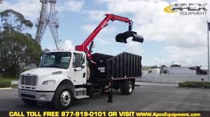 2017 Freightliner M2 106 Grapple Truck - YouTube Truck Body Upfits On Your Cab Chassis Royal Equipment Rotobec Grapple Loaders Grapple For Sale Auction Or Lease West 2004 Intertional 4200 Self Loading Trucks Unloading Brush From Rear Mount Youtube Rental Lightning Rentals Petersen Industries Irma Prods Longboat To Buy Grapple Truck Key Obsver 2017 Freightliner M2 106 Debris Dog Commercial Vehicle Mobile Crane 1303822 1888cleanup Llc Cleaning Up Yard Debris Image