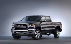 New 2015 GMC Sierra HD: Smart, Capable And Comfortable