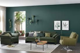 das wohnzimmer streichen ideen tipps schöner wohnen