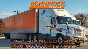 Schneider National Inc Orientation Day 3-4 Recap - YouTube Cdl A Trucking Jobs Schneider The Diaries Page 2 Ckingtruth Forum April 3 2012 South Dallas Tx National Bulk Carriers Freightliner Cascadia Day Flickr With 4 Axle Heavy Hiring Event Charlotte Works Selected As The Ride Of Pride Truck Driver For Youtube Companies That Hire Inexperienced Drivers Leaving For Traing Today 1 Couple Honors Familys Military History Ordrive Expanding Bulk Intermodal Service Additional
