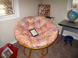 Papasan Chair Cushion Cover by Furniture Inspiring Unique Chair Design Ideas With Papasan Couch