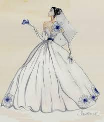 Wedding Dress Fashion Design