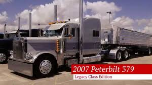 Bill Hall's '07 Peterbilt 379 Legacy Edition Custom Show Rig - YouTube 379 Long Nose Peterbilt Show Truck From Miami Youtube 2001 Big Rig Complete Rebuild And Restoration Get The Ldown On Ashley Transports 2007 Called Which Is Better Or Kenworth Raneys Blog Ab Weekend 2006 Protrucker Magazine Canadas Trucking The American Way 104 Where Rigs Rule Shell Rotella Superrigs 8lug Diesel Introduces Special Edition Model 389 News Used Peterbilt Exhd Tandem Axle Daycab For Sale In Ms 6898 These Stunning Took Cake At Latest Pride Polish 2004 For Sale Mcer Transportation Co Join Cars In Michigan