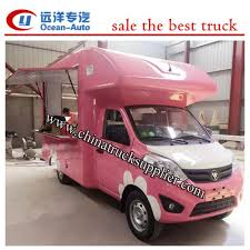 Mobile Fast Food Truck, Food Truck Suppliers In China, Ice Cream Truck