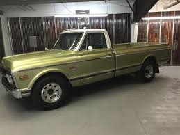1969 GMC LONGHORN 2500 PICKUP For Sale | ClassicCars.com | CC-892940