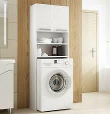 badezimmerschrank für die waschmaschine eston schrank