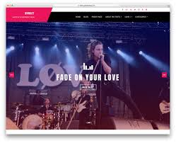 8 Beautiful And Free Band WordPress Themes For Your Band Website ... The Best Cheap Web Hosting Services Of 2018 Pcmagcom 25 Music Website Mplates Ideas On Pinterest Web 20 Responsive Wordpress Themes 2017 8 Beautiful And Free Band For Your Band Website Glofire Cvention Acacia Host 5 Cheapest And Most Reliable Solutions For Bloggers Builder Musicians Make A Cool Market Musician Templates Godaddy Build In Minutes With Hostbaby Youtube