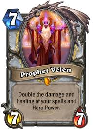 Hearthstone Malygos Deck Priest by Prophet Velen Hearthstone Cards