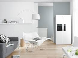 side by side kühlschrank der große kühle für die küche