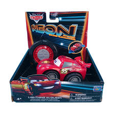 Thinkway Toys Disney Cars Neon McQueen Remote Control Car | Products ... 8cm New 148 Scale Pixar Cars Toys Star Wars Version Mater As Darth Monster Trucks Lightning Mcqueen Tow Disney Color Sold Out Xtreme Monster Truck Samko And Miko Toy Warehouse Toons Maters Tall Tales Iscreamer In Play Doh Charactertheme Toyworld Monster Trucks Clipart Power Punch Xl Wrestling 2013 Tmentor Easy On The Eye Grave Digger Feature Grinder Pixar Toon Iscreamer Diecast Truck Mater Ice Toon Wrastlin Hobbies Tv Movie Character Find Radiator Springs 500 12 Diecast Car Offroad