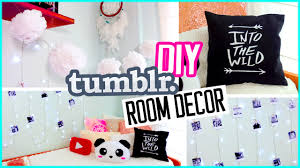 Diy Teen Bedroom Decor Tumblr Of Wall String Lights Plus Photo Collage And Black
